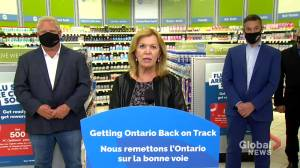 Coronavirus: Ontario to expand asymptomatic COVID-19 testing in pharmacies