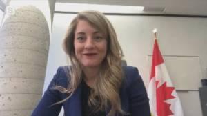 Minister Melanie Joly unveils details on regional development funding