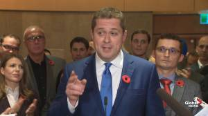 Scheer asked if being gay is a sin, says he respects the rights of 'every single Canadian'