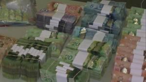 Vancouver Police make huge illicit drug bust worth millions (01:56)