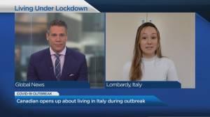 Coronavirus outbreak: What's it like living in a city under lockdown?