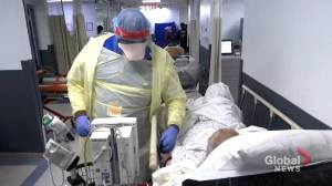 Montreal emergency rooms in critical state (02:08)
