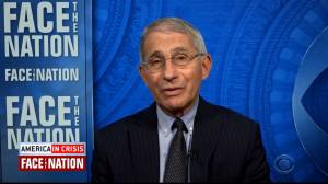 Coronavirus: Dr. Fauci urges people to abide by measures, avoid COVID-19 fatigue as 'help is on the way' (01:21)