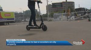 Toronto, Ontario governments move in opposite directions on e-scooters