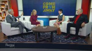 'Come From Away' cast on reaction to hit musical