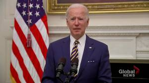 Coronavirus: Biden administration to 'finish the job' of getting US$2,000 stimulus to Americans (01:25)