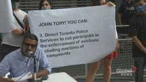 Toronto tenants fear August evictions (02:11)