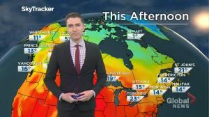 Saskatchewan weather outlook: June 1