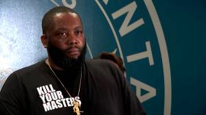 George Floyd death: Killer Mike begs Atlanta 'not to burn your own house down'