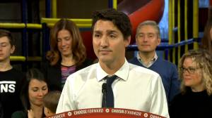 Canada election: Trudeau won't say if he asked Barack Obama for endorsement