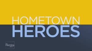 Hometown Heroes: 'Sakeenah Homes' organization helps women and children find safety (02:37)