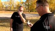 Play video: 'It blows me away': Lost gold ring from late mother in 1992 returned to Calgary man