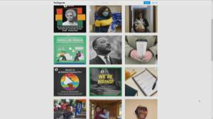 Africa Centre on Black History Month ()