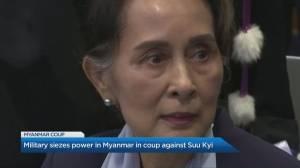 Bob Rae sheds light on Myanmar military coup (05:27)