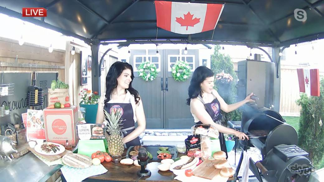 Click to play video: 'Long Weekend BBQ Ideas'