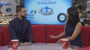 Month of Giving Back – YELL Canada