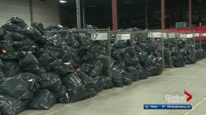 Depot volunteers needed for 630 CHED Santas Anonymous delivery weekend (01:24)