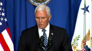 Coronavirus: Pence says 'early indications' seen of flattening curves in Arizona, Florida, Texas