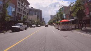 Car-free Granville Entertainment District being considered in Vancouver council (03:39)