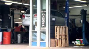 LA Tires leaves Dorval for Vaudreuil-Dorion