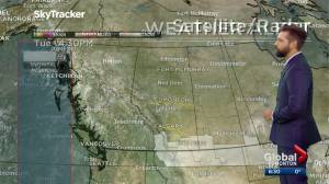 Edmonton weather forecast: Tuesday, October 20, 2020