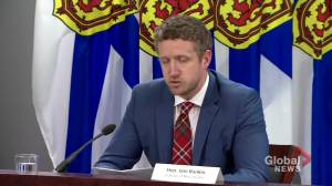 Nova Scotia announces additional $17 million in funding to support small businesses impacted by 3rd wave closures (00:36)