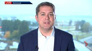 Federal Election 2019: Scheer says Conservatives have run 'a very positive campaign'