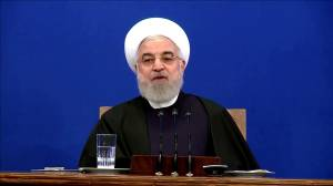 Rouhani says Iran will never hold talks with U.S. 'under pressure'