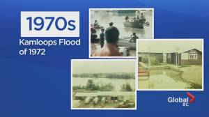 Global BC celebrates 60 years: Kamloops flood of 1972 (01:57)