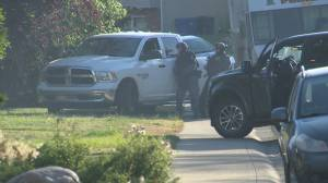 Lethbridge man wanted on dangerous driving charges arrested after barricading in home (00:52)