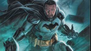 New 'Batman' comic marks a step forward for diversity (03:17)
