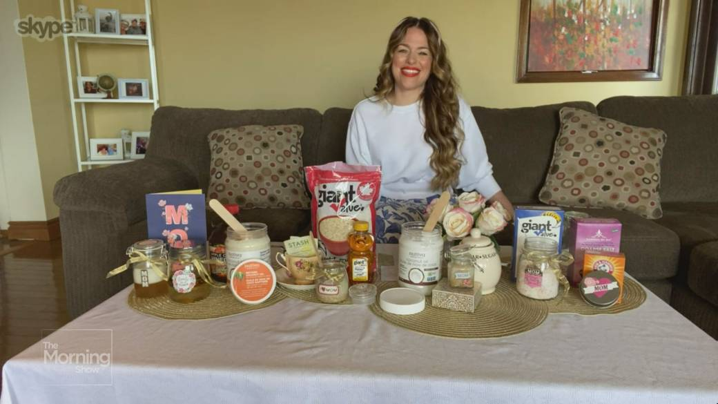 Easy Mother S Day Gift Ideas You Can Make With Pantry Items National Globalnews Ca