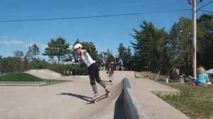Skateboarding Programs for Girls in HRM (06:07)