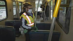 Additional cleaning and physical distancing measures coming to Metro Vancouver transit