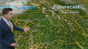 Kelowna Weather Forecast: July 31