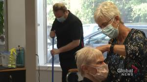 Hair and nail salons in Peterborough opened once again amid pandemic