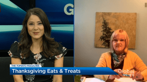 Thanksgiving meals you can buy in Edmonton and cooking tips with The Tomato's Mary Bailey (04:06)
