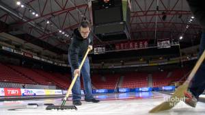 Ice technicians play key role in setting stage at Scotties Tournament of Hearts