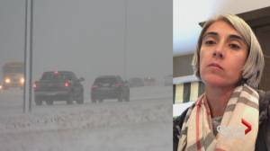Uber investigating after Toronto woman left stranded 'in middle of nowhere' during Calgary snowstorm