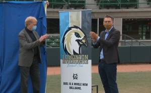 Meet the new Edmonton Riverhawks Baseball Club