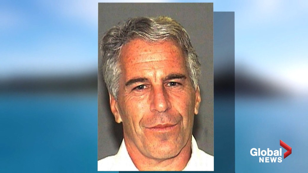 Click to play video 'Jeffrey Epstein rarely left private island say sources'