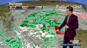 Edmonton afternoon weather forecast: Thursday, May 21, 2020
