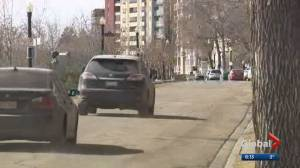 Edmonton adjusts roads, pedestrian call buttons to promote physical distancing