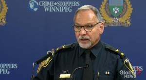 Winnipeg police talk about the city's 6th homicide of 2020