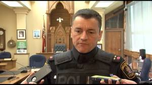 Belleville's Top Cop steps down (02:07)