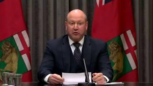 Coronavirus: Manitoba reports 110 new COVID-19 cases, one new death (02:19)