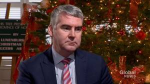 Year-end interview with Premier Stephen McNeil