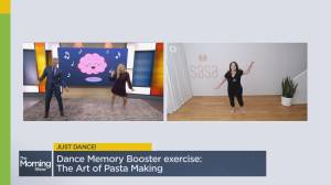 How to dance your way to good brain health (06:50)