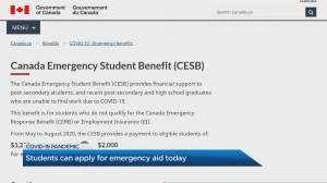 How Ontario's CESB financial aid works