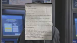 Ransomware attack shuts down part of Metro Vancouver's transit system for a third day (02:19)